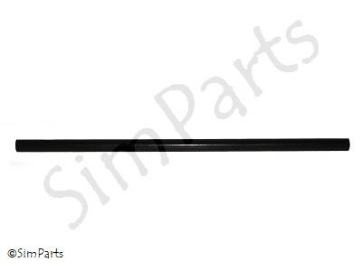 frame, horizontale voorkant pijp