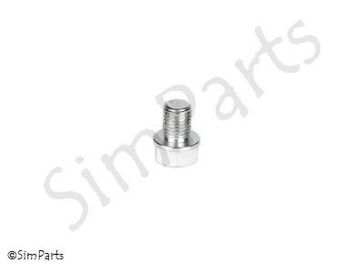 drainage plug M12x1.25