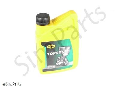 olie 5W30_motor Torsynth, Kroon-Oil