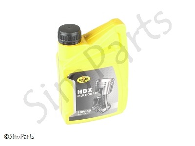 olie 10W40_motor Super Multigrade, Kroon-Oil
