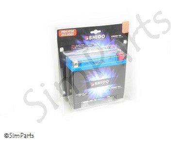 accu Shido LTX20HL-BS Lithium Ion
